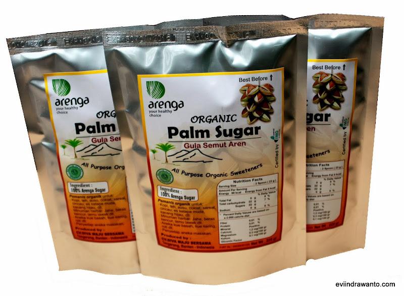 alpukat palm sugar