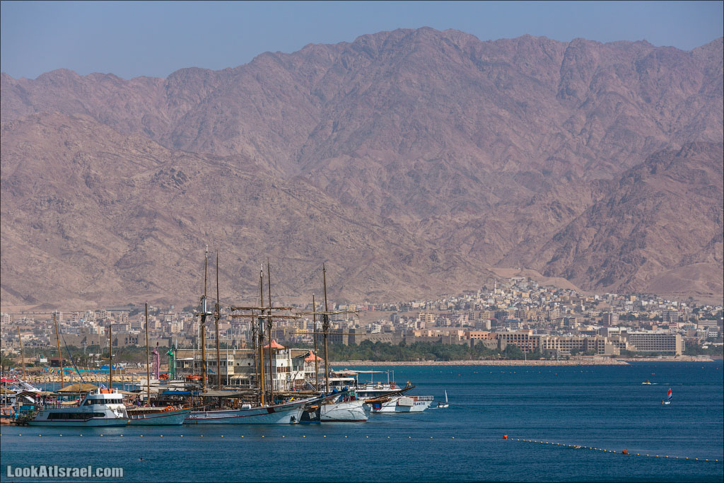LookAtIsrael.com - Эйлатский залив, Израиль | Eilat gulf