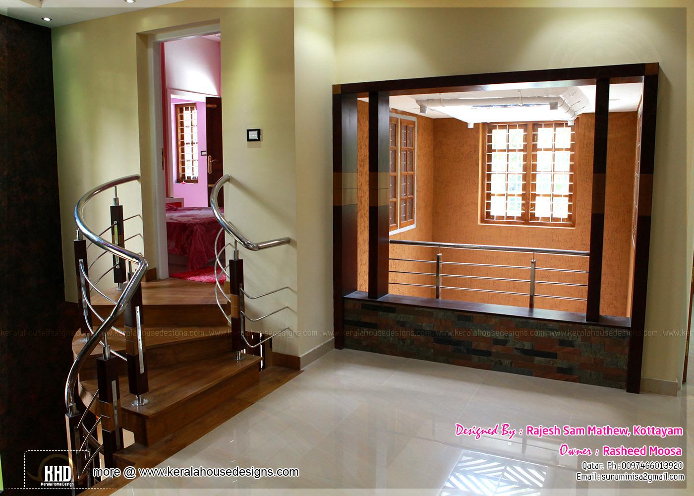 Modern Home Designs Kerala Interior Design With Photos