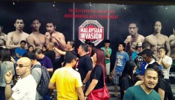 malaysian invasion mixed martial arts