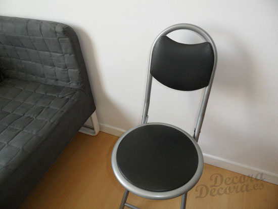 Decorar una silla