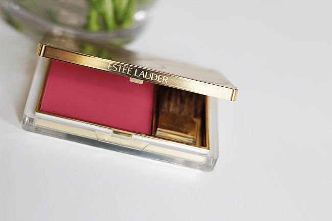 Estée Lauder Pure Color blush in Exotic Pink