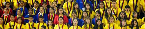 Venezuela sembrada de orquestas y coros