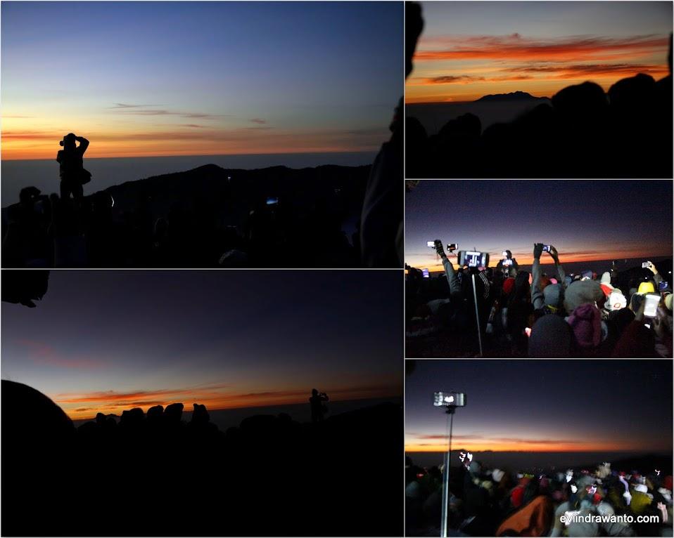 wisata sunrise bromo yang gagal