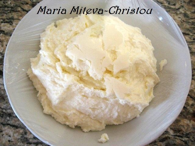 Маслен крем за украса на торти и сладкиши (Wilton buttercream Inching)