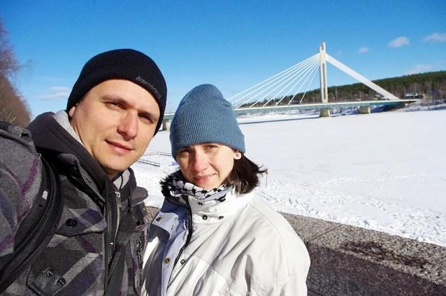 Puente Jätkänkynttilä, Rovaniemi