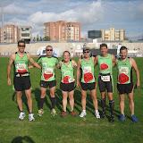 I Carrera Popular Solidaria Castillos de Alicante (26-Mayo-2013)