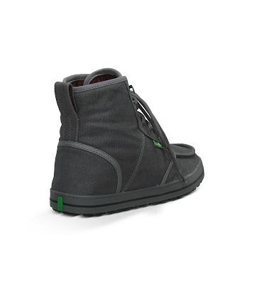 #SANUK 中筒靴SKYLINE:又輕又好穿還防撥水的上蠟靴! 6