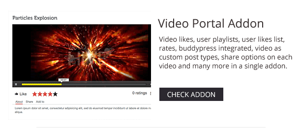 Video Gallery WordPress Plugin /w YouTube, Vimeo, Facebook pages 15