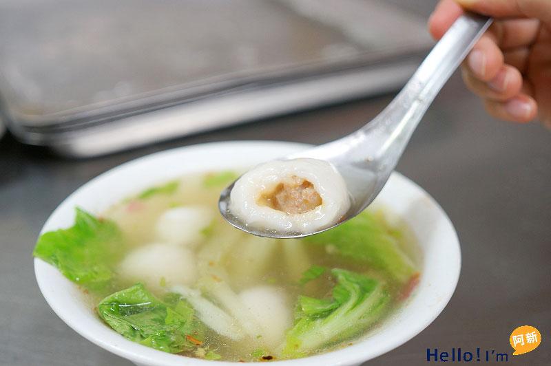 清水園仔湯(明肉圓仔湯)-1
