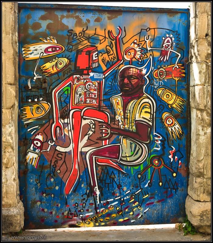 Тель Авив, Неве Цедек / Tel Aviv, Neve Tsedek / נווה צדק