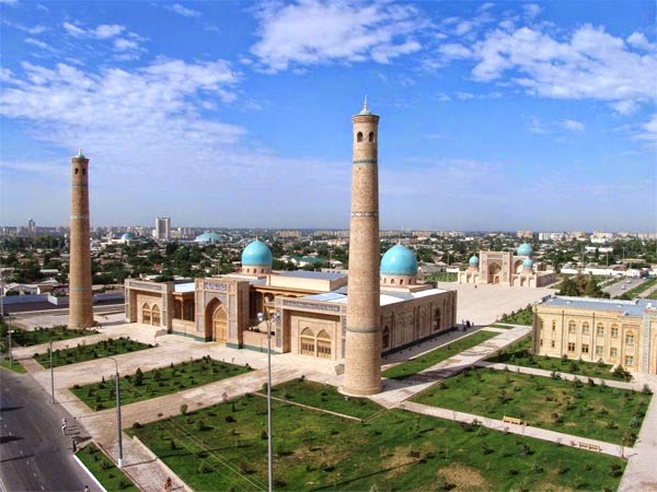 Площадь Хазрат Имам
