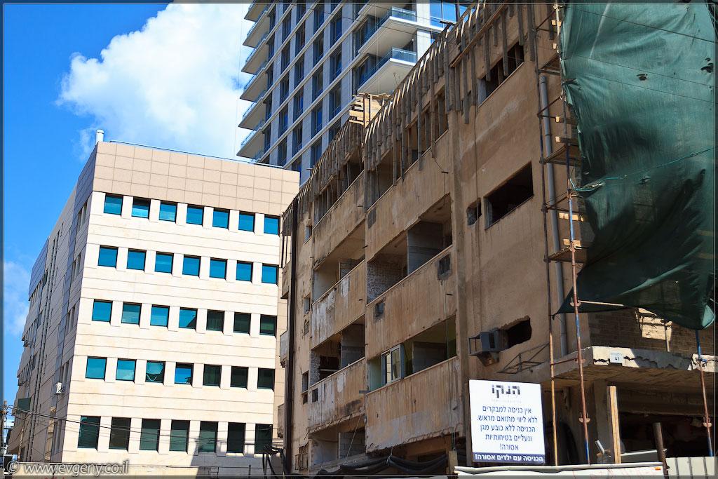 Тель Авив, улица Лиленблюм 2011 | Tel Aviv, Lilienblum 2011 | תל אביב, רחוב לילנבלום 2011