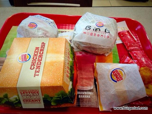 Burger King The Bling King