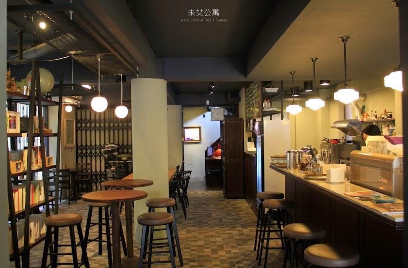台南中西區咖啡館,未艾公寓-7