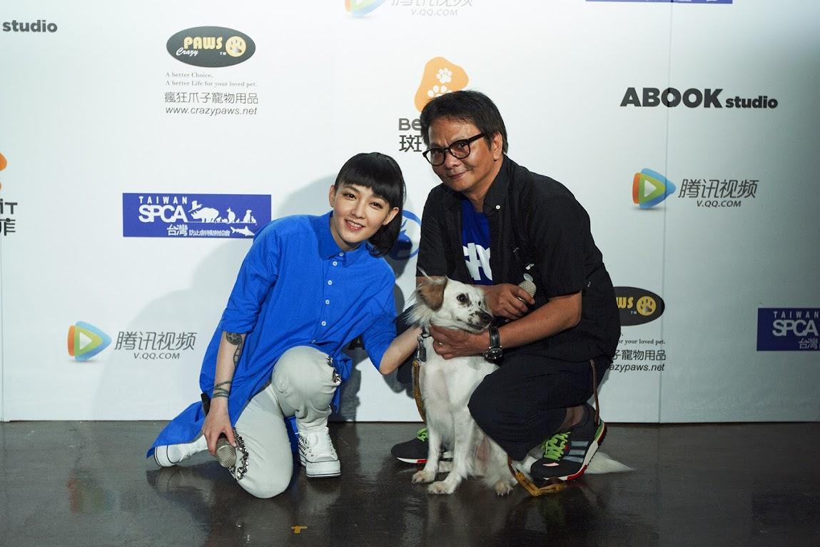 * 「分享愛」關愛動物生命公益微電影:范曉萱與Miss D.D母女攜手演出! 3