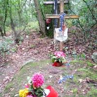 Prace na cmentarzu ewangelickim w Łęgu Witoszynie #1