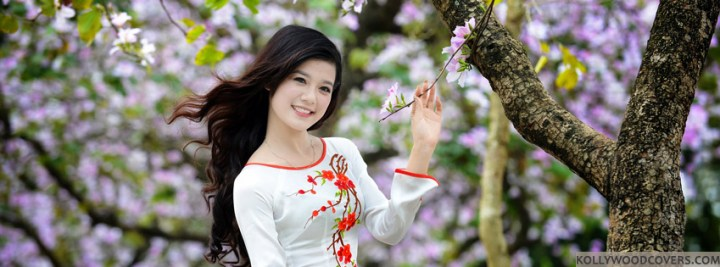 Cute Girl Images For Facebook Cover Page Allofpicts