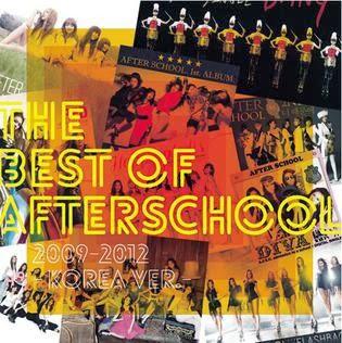 [DVDISO] After School – THE BEST OF AFTERSCHOOL 2009-2012 -KOREA VER.- (Download)[2013.03.13]