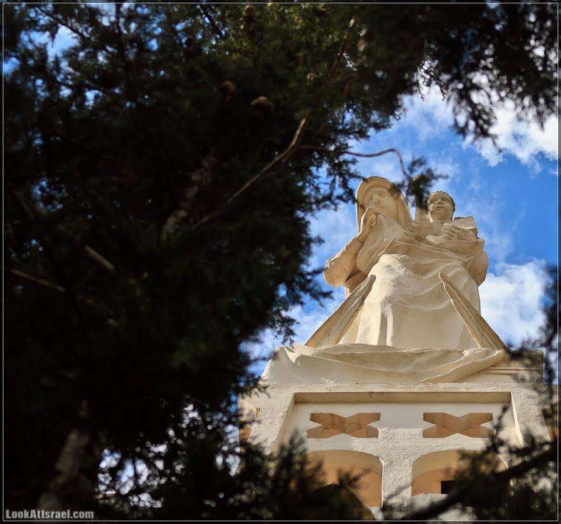 Notre Dame de Larce dAlliance - Монастырь Девы Марии и Ковчега Завета