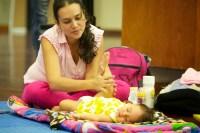 Durante la actividad se condicionan los aspectos psicológicos, emocionales y físicos del bebé