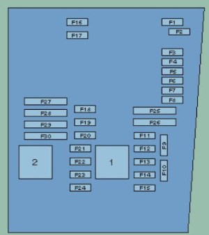 2009 Vw Cc Fuse Box Diagram  Somurich