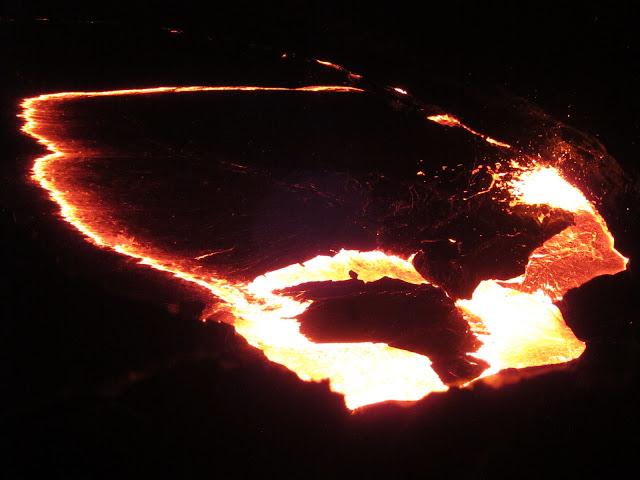 Erta Ale volcano, Ethiopia