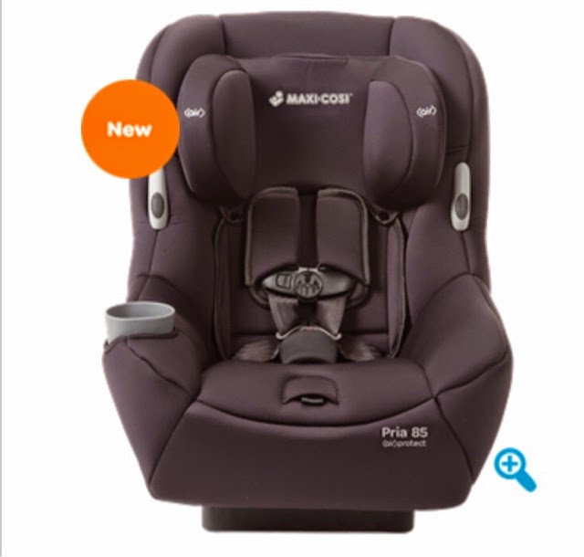 e55c64b8d8123 Saiba tudo sobre o bebê conforto Maxi Cosi Pria 85 e link de como instalar  ela no seu veículo.