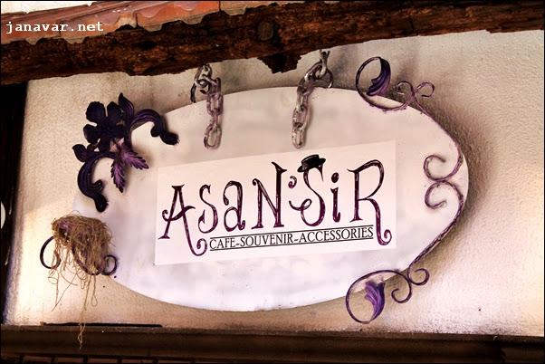 Turkey Tuesday: Asan'Sir in Izmir