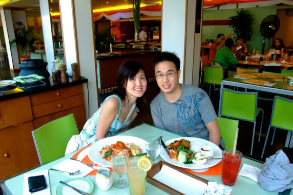 Harris Resort Lunch