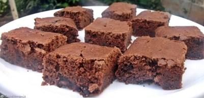 软糖巧克力布朗尼