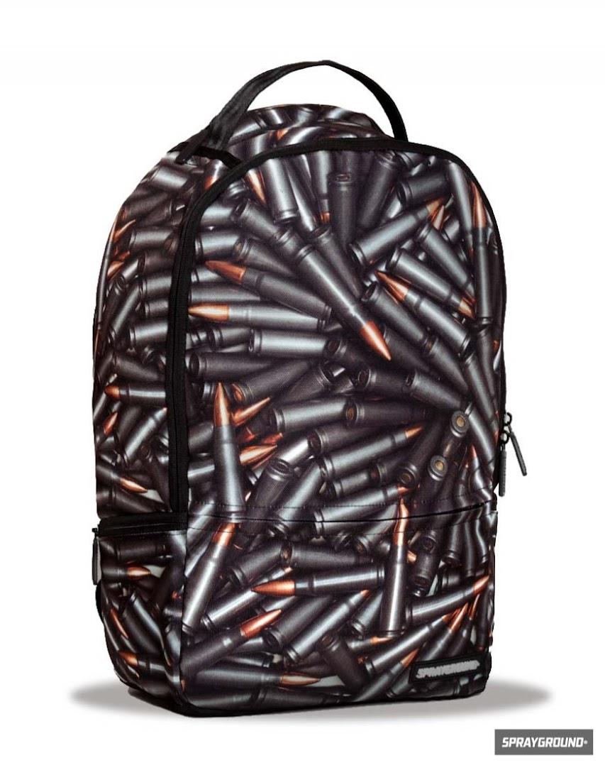 *千奇百怪的惡搞包:Sprayground Bags 5
