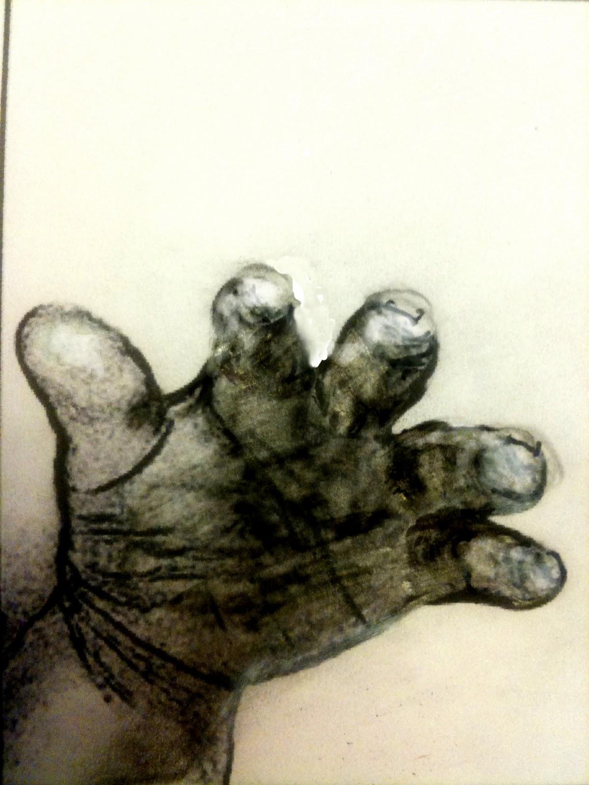 The Helpful Art Teacher How To Draw Hands