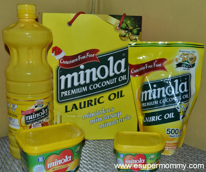 Minola Premium Coconut Cooking Oil