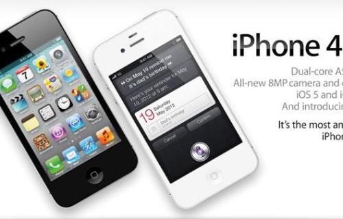 iPhone 4S Muncul di Indonesia Bersama Telkomsel