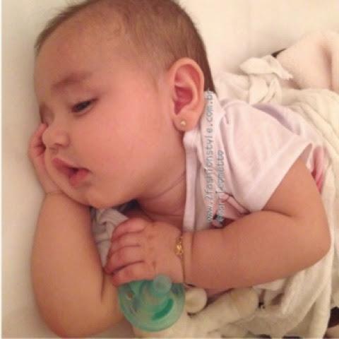 Importancia do sono para bebês
