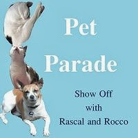 Grab button for Pet Parade Blog Hop