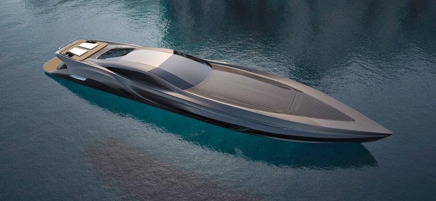Dark Roasted Blend Extreme Futuristic Boats Amp Super Yachts