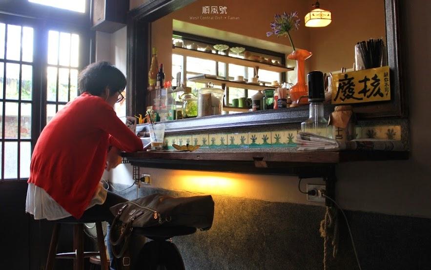 台南中西區咖啡館,順風號-5