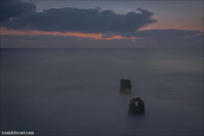 Туман моря