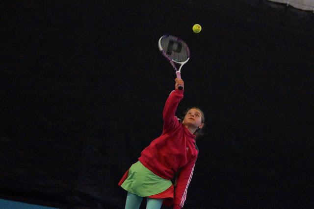 jeugdtornooi tennis TC Rumbeke