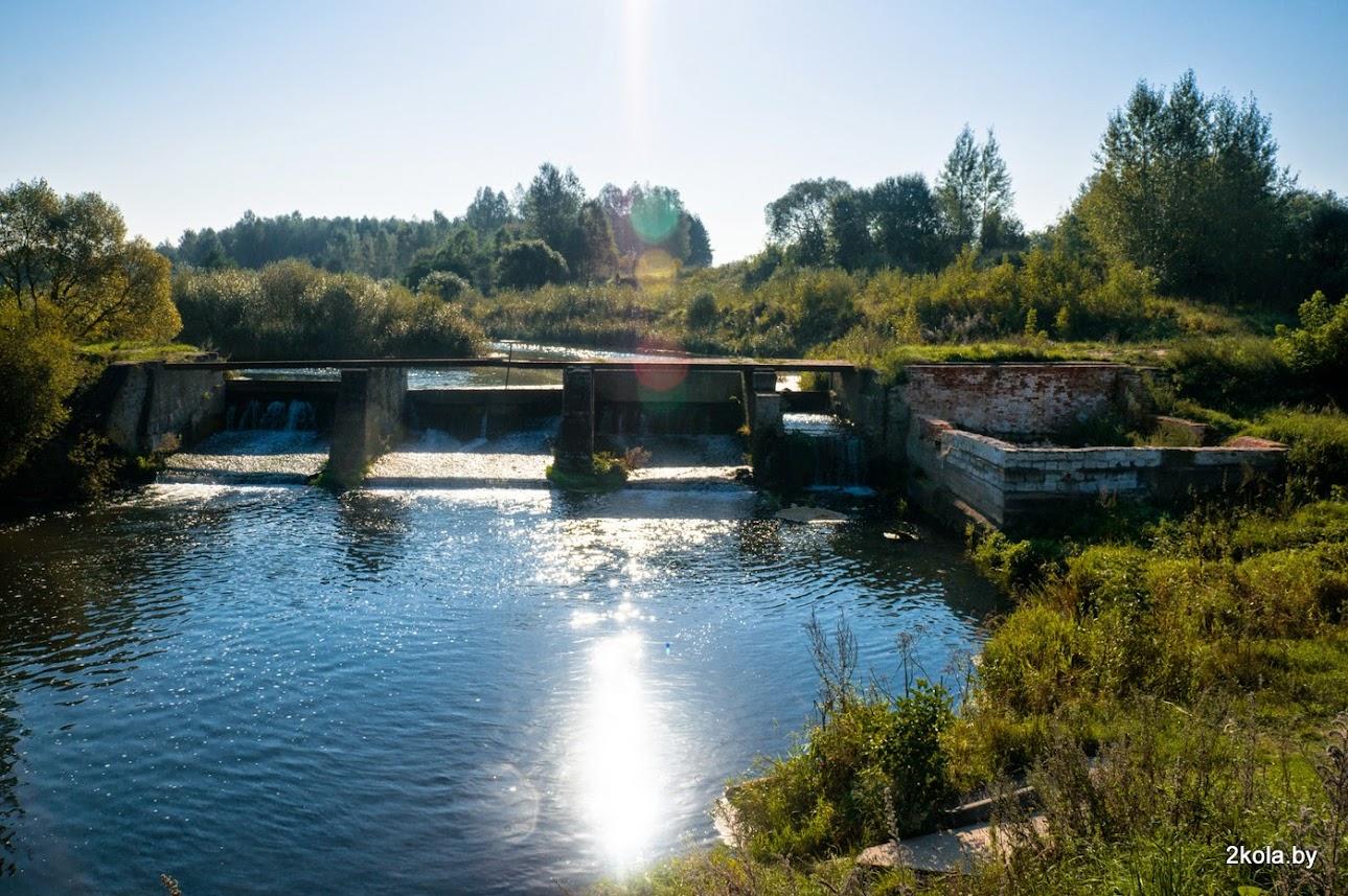 Водяная мельница. д. Крутиловичи