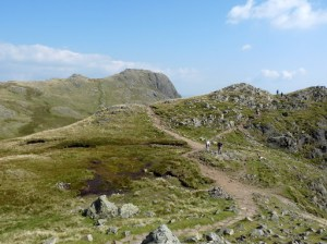 Harrison Stickle from near Pike of Stickle