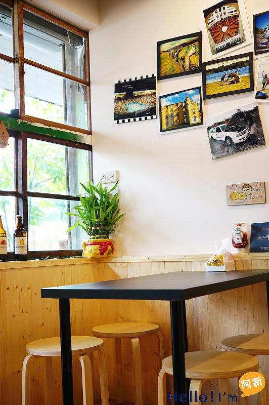 台中西區咖啡館,旅人咖啡館-5
