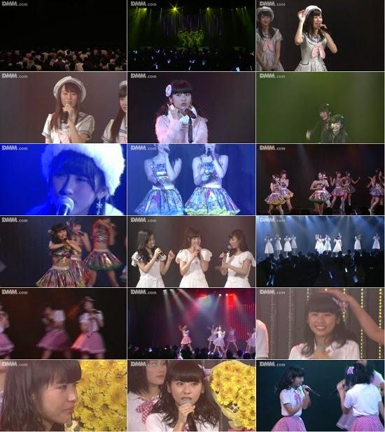 "(LIVE)(公演) NMB48 チーム研究生 ""想像の詩人"" 山尾梨奈の生誕祭 141220"
