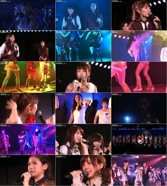 "(LIVE)(公演) AKB48 チームA ""恋愛禁止条例"" 森川彩香 卒業公演 150410 & 150414"