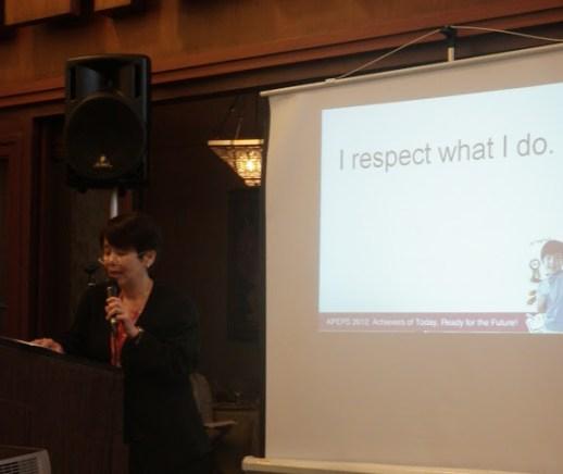 KPEPS 2012- Ms. Susie Tsoi, a Kumon Instructor
