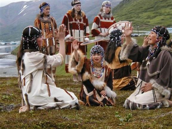 The Chukchi People (Habitants of Ice)