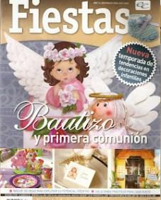 Fiestas Nro. 87 Bautizo y Primera Comunion