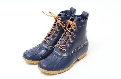 #L.L.Bean x BEAMS 聯合狩獵:MAINE HUNTING SHOE 狩獵靴即將登場! 3